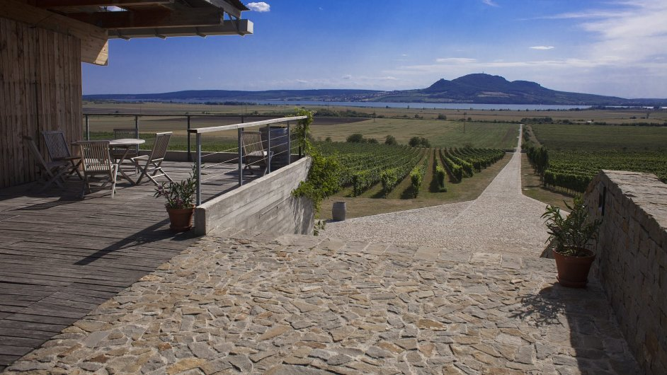 Vinohrad a vinařství Sonberk v Popicích