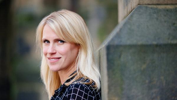 Dana Poul-Graf, �editelka glob�ln� komunikace v DHL IT Services