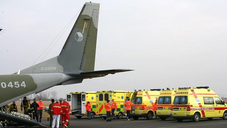 Česko chce přijmout další zraněné Ukrajince.