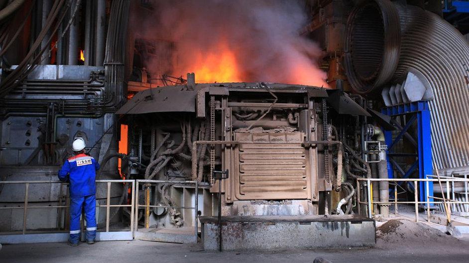 Slovakia Steel Mills. (Ilustrační foto)