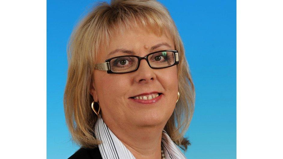 Dana Hořejší, ředitelka zákaznických kanceláří RWE ZS