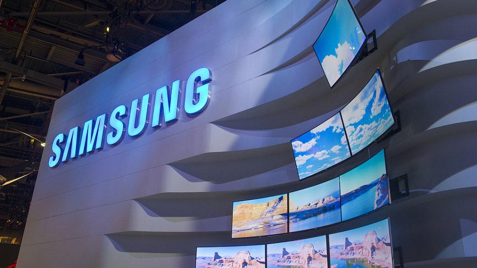 Samsung - Ilustrační foto.