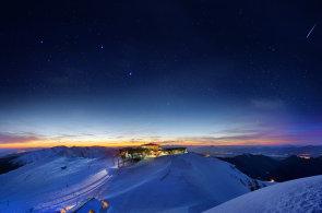 Hotely, které mají blízko ke hvězdám, najdete i na vrcholcích Tater