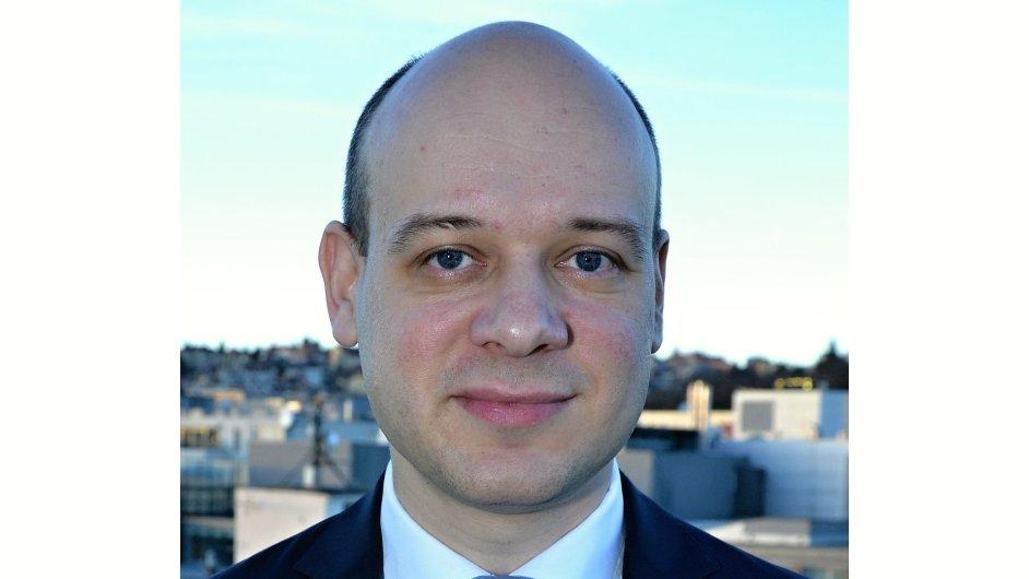 Petr Kopřiva, obchodní ředitel přímé distribuce ING Pojišťovny