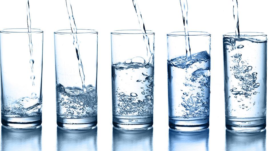 Voda (ilustrační foto)