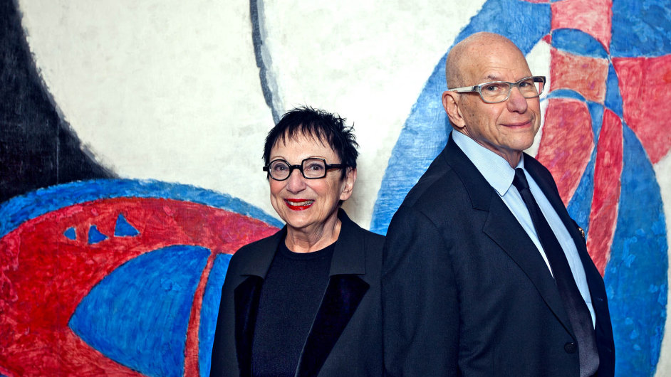 Aaron a Barbara Levineovi
