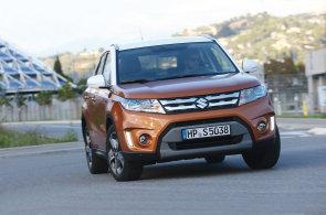 Nové Suzuki Vitara osloví zájemce o dostupný pohon všech kol