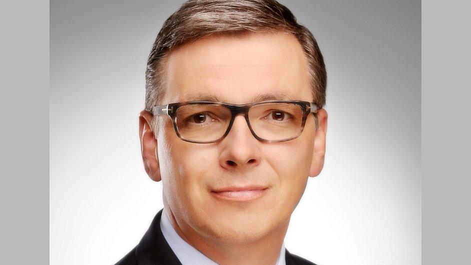 Michael Krüger, ředitel Commerzbank pro Česko a Slovensko