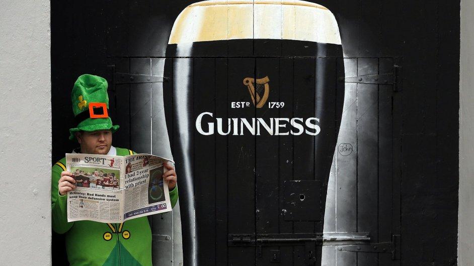 Guinness chce být vegetarián-friendly - Ilustrační foto.