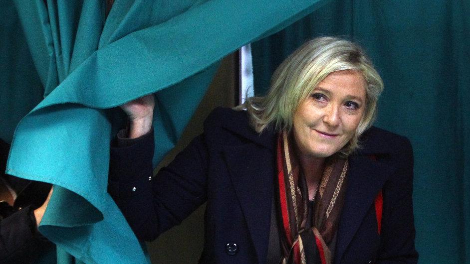 Marie Le Pen, volby, Francie