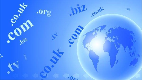 Přerozdělování internetových jmen spravuje mezinárodní nezisková organizace ICANN.
