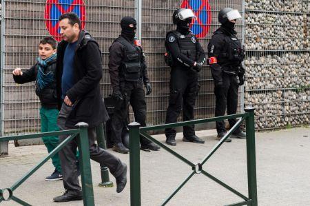 BELGIE FRANCIE TERORISMUS ABDESLAM 586