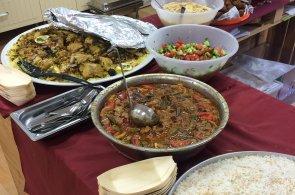 S v�n� Bl�zk�ho v�chodu: Sv�� sal�t tabouleh je hv�zdou arabsk� kuchyn�