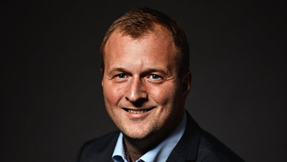 Thomas Kirk Kristiansen, místopředseda představenstva společnosti Lego