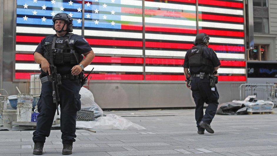 Terorismus USA