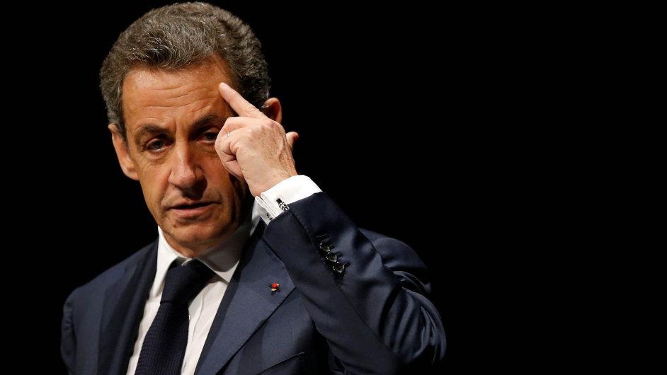 Chce být opět prezidentem. Primárky Republikánů se konají už kekonci listopadu. Sarkozy tak nemá příliš času na to, aby přesvědčil voliče, že na to má.