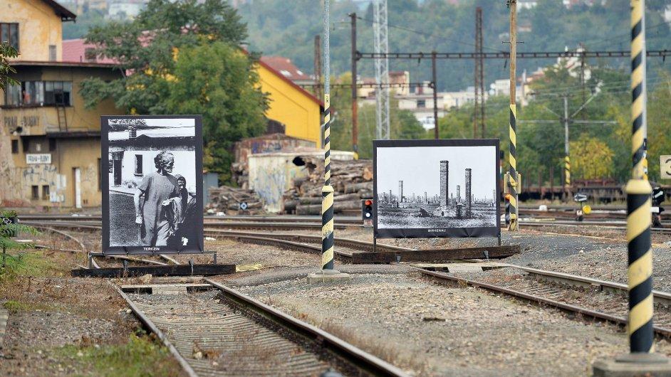 Snímek z výstavy Cesty ticha