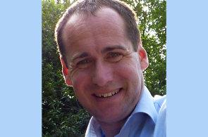 Jan Lukavský, marketingový manažer řetězce CrossCafe original