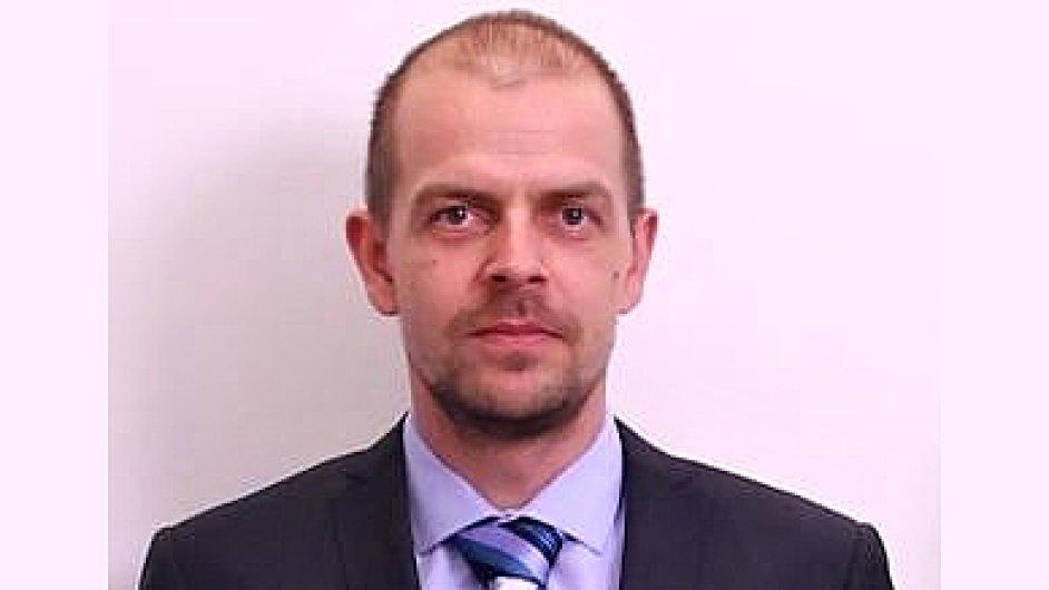 Tomáš Filip, člen sekce Informační bezpečnost a BCM Národní agentury pro komunikační a informační technologie (NAKIT)