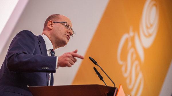 Sociální demokraté loni hospodařili se ztrátou 180 milionů korun.