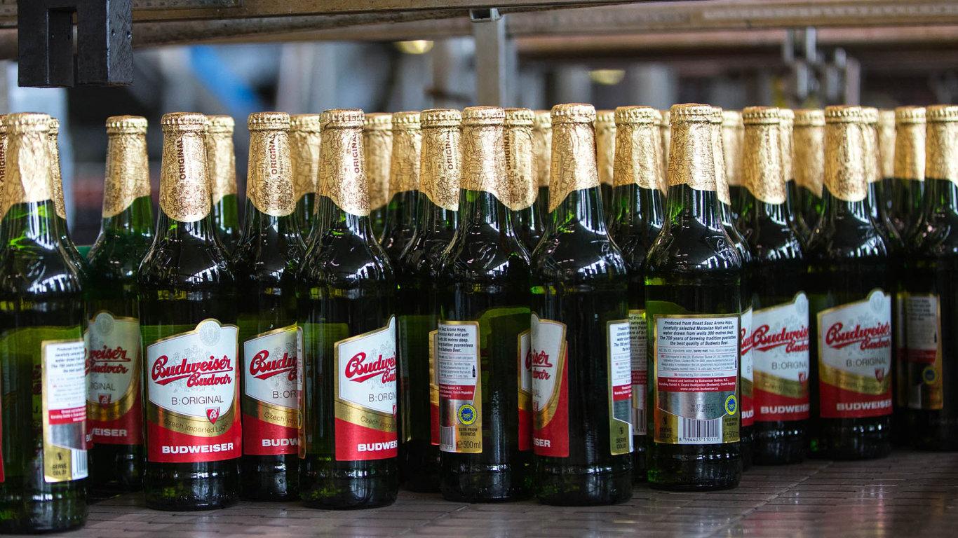 Budvar prodal nejvíce piva ve své historii.