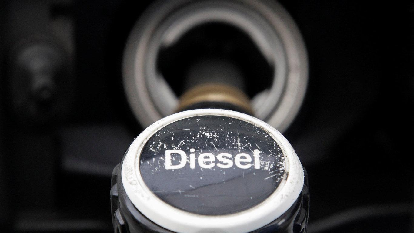 Podle německého ministerstva životního prostředí dosavadní změny v pravidlech dieselových motorů nepovedou k dostatečnému zlepšení kvality - Ilustrační foto.