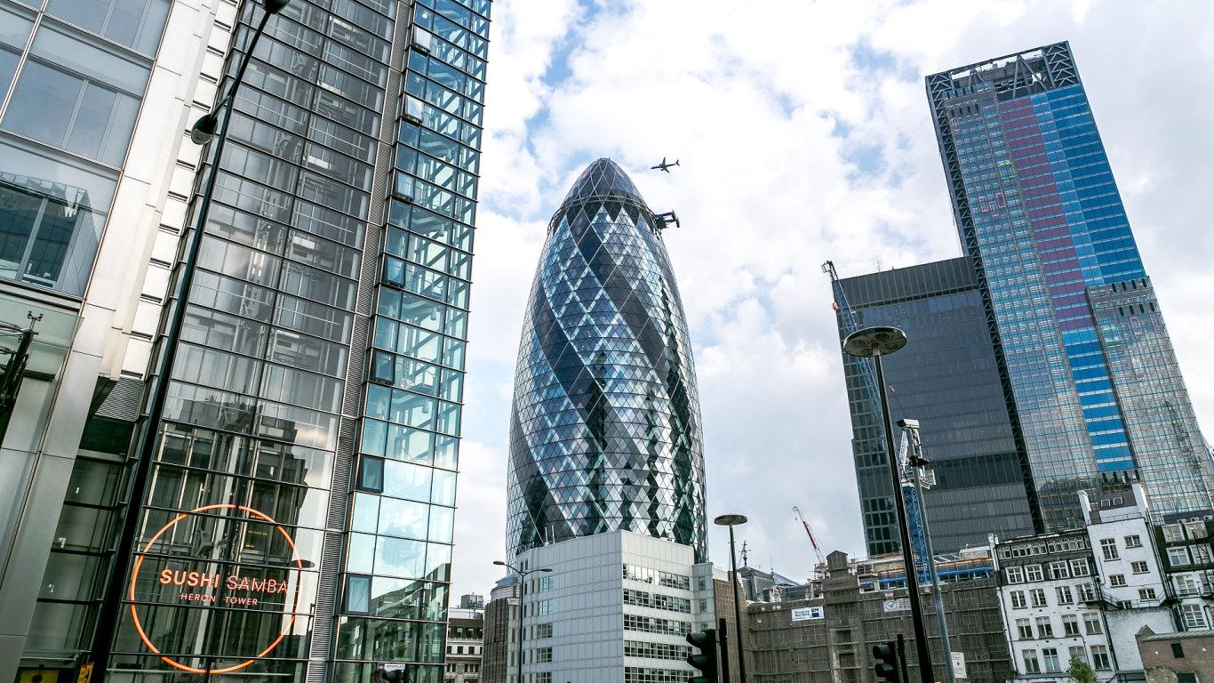 Schůzky v Londýně