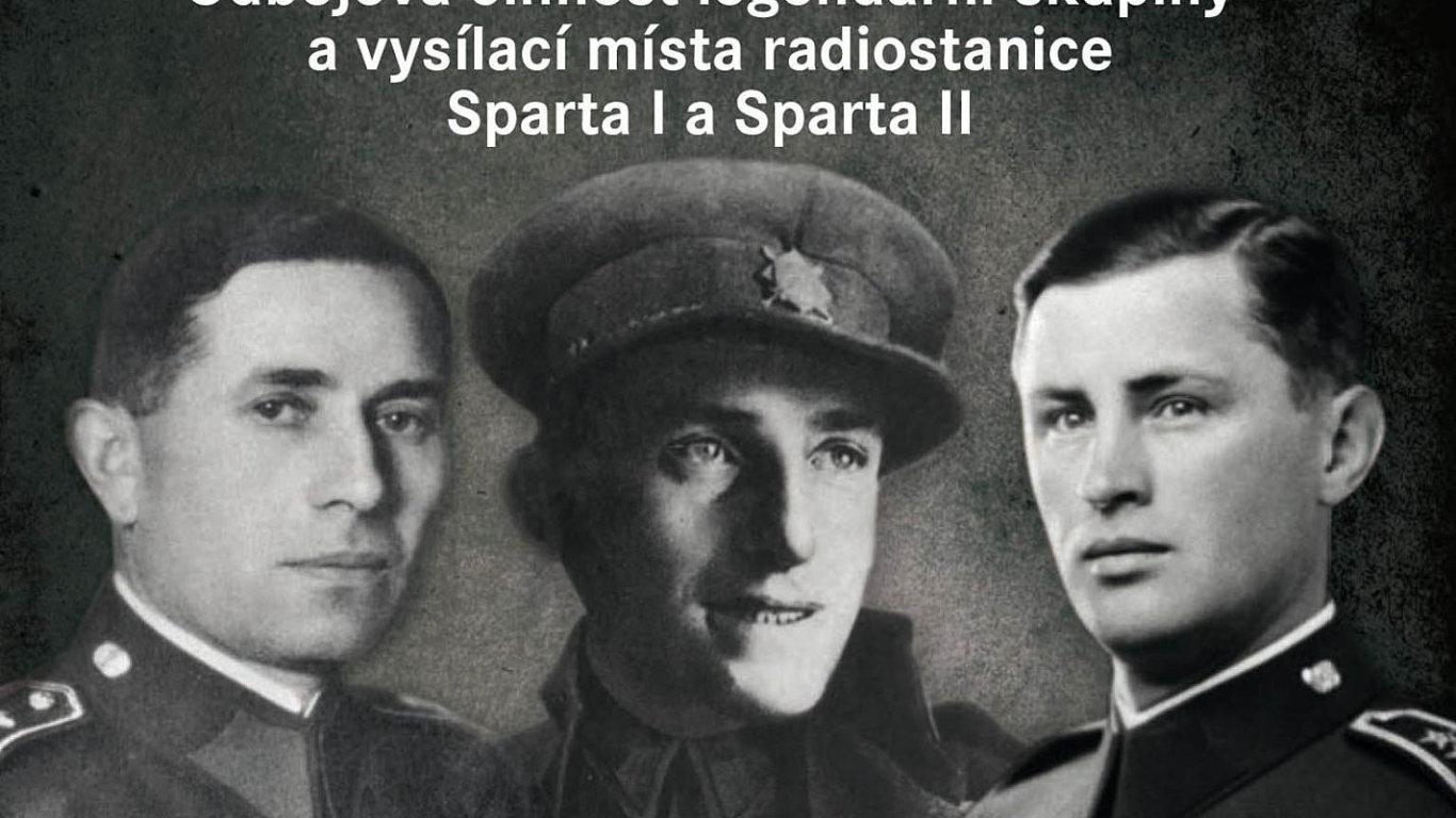 Kniha Tři králové se zaměřuje na legendární trojici Balabán, Mašín, Morávek ana místa, odkud vysílaly ilegální radiostanice Sparta IaSparta II.