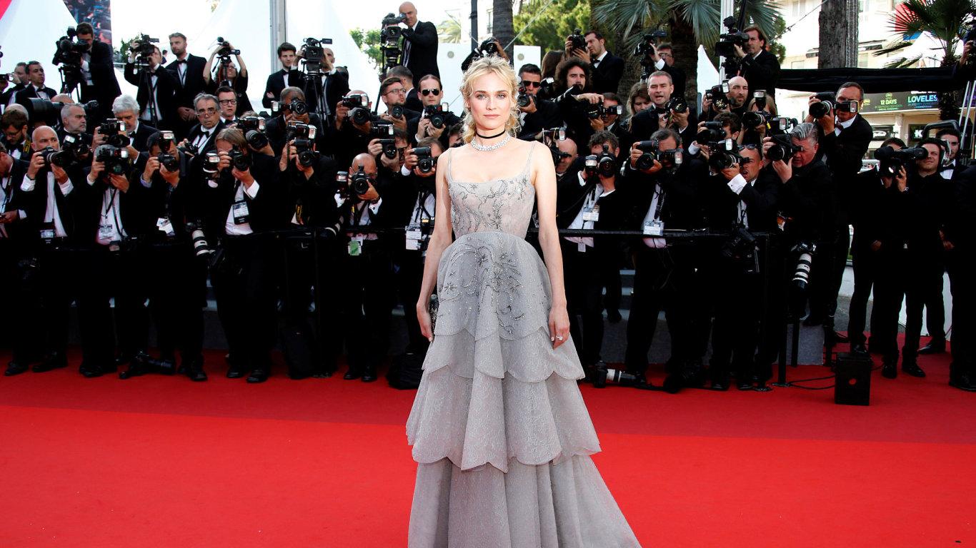 Spolupráce čtyřicetileté herečky Krugerové (na snímku) a o tři roky staršího režiséra Akina začala právě na festivalu v Cannes.