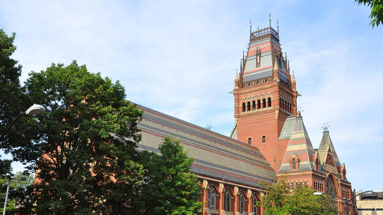 Harvardova univerzita.