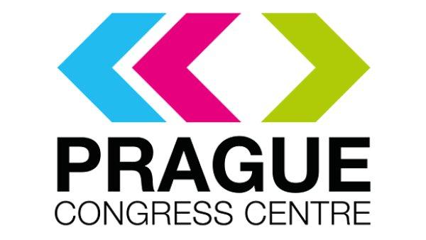Kongresové centrum Praha - nové logo od listopadu 2017