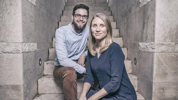 Manželé Babincovi založili rodinnou firmu Čongrády.
