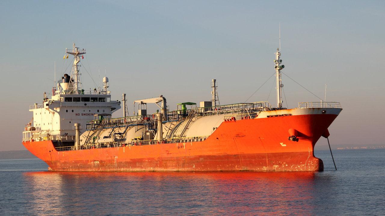 Tanker. Ilustrační foto