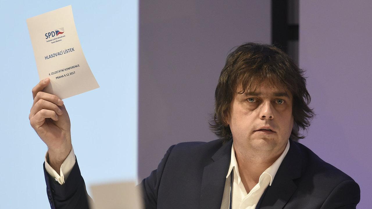 Sjezd SPD, Miroslav Rozner