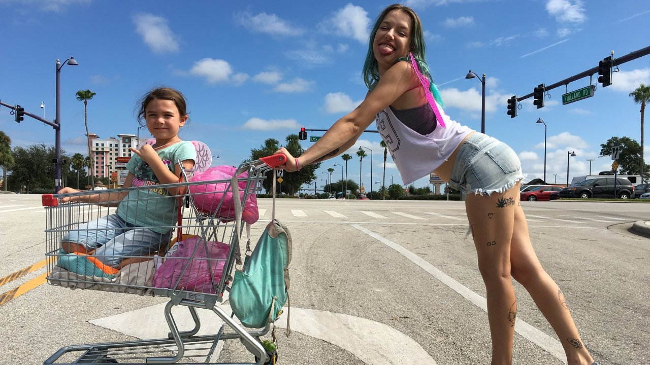 The Florida Project - Bria Vinaite
