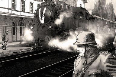 Vzdělávací hra o atentátu na říšského protektora Reihnarda Heydricha Attentat 1942 se stala nejlepší hrou roku 2017.