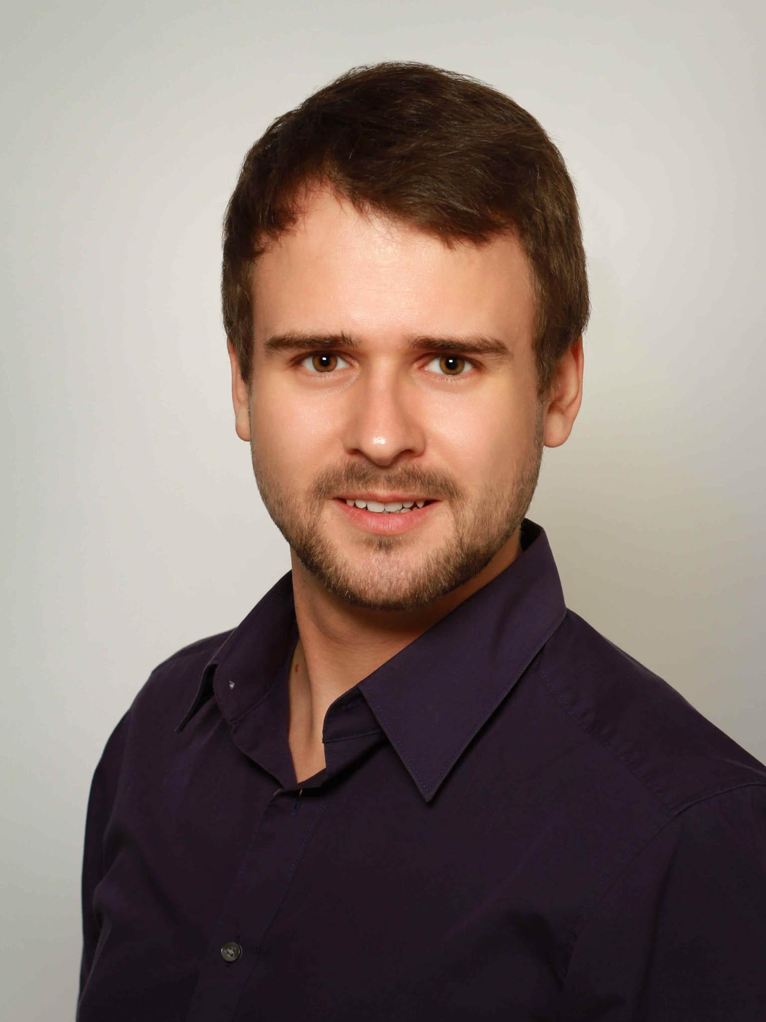 Martin Liška, obchodní ředitel, ThermVisia