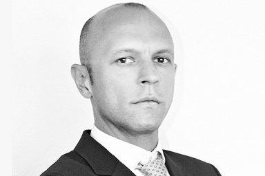 Gyula Nagy, finanční ředitel společnosti CTP v Maďarsku