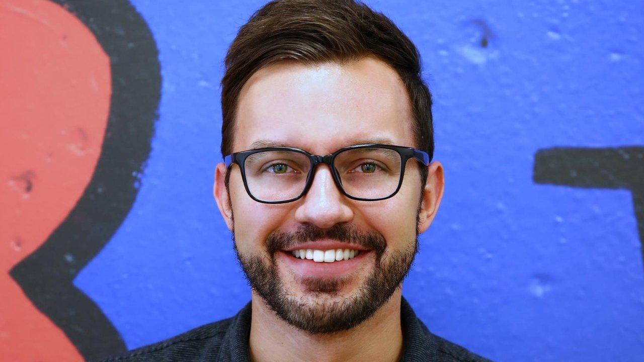 Pavel Bárta, manažer sekce jazyková škola v agentuře Channel Crossings