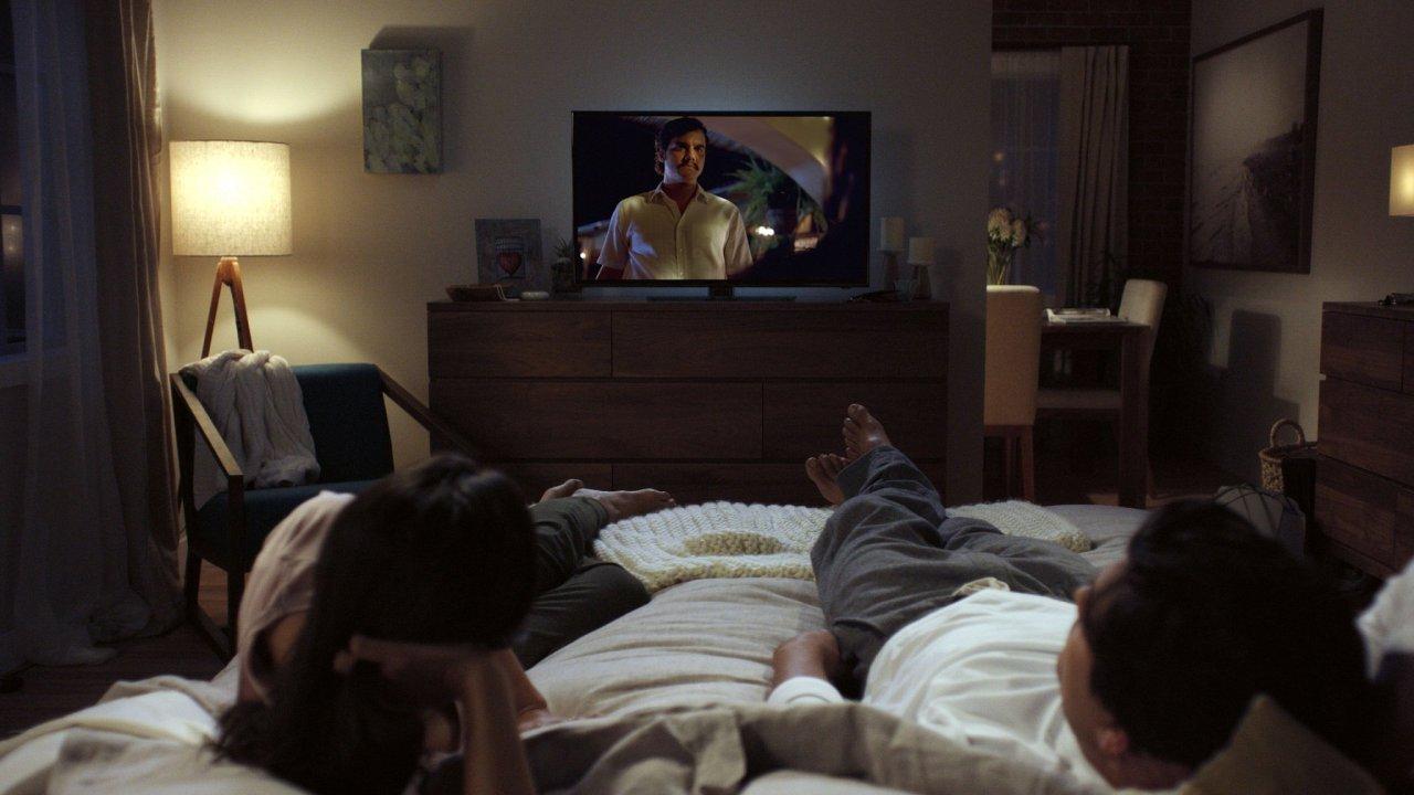 Netflix je gigantem na poli internetové televize