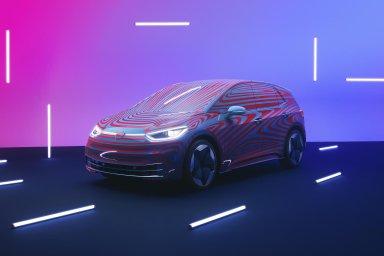 Volkswagen Fordu poskytne přístup k modulární platformě MEB, která funguje v prvním plně elektrickém vozu schopnému ujet delší vzdálenosti Volkswagenu ID.3 (na snímku).