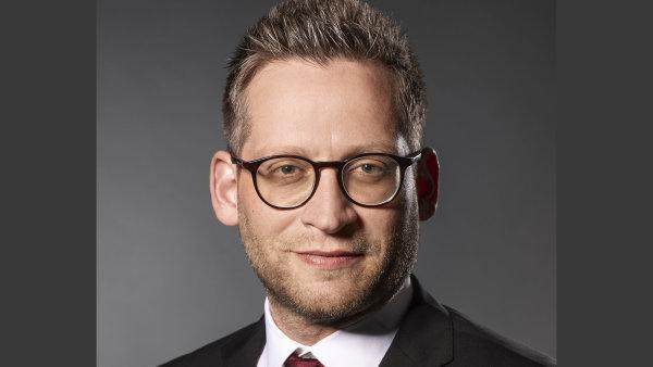 Michal Nečas, jednatel společnosti Zeitgeist Asset Management