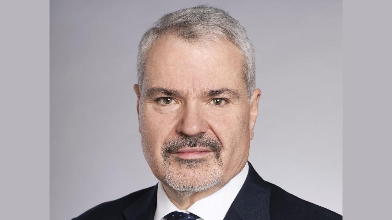 Martin Provazník, člen představenstva Expobank CZ