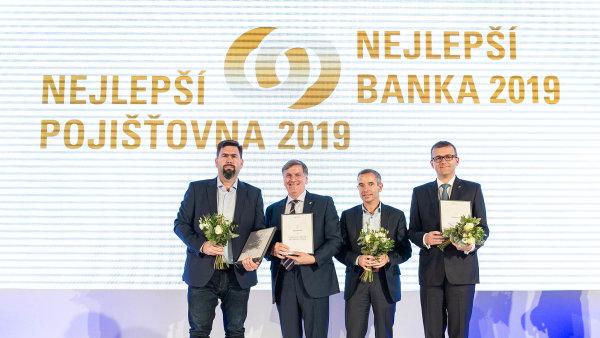 Zleva Jakub Petřina, John Hollows, Jan Sadil a Ján Franek.