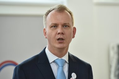 Miroslav Beblavý - předseda strany Spolu