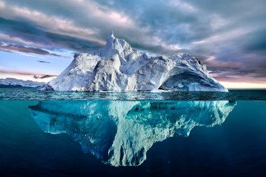 Díky takzvanéanomálii vodyled plave na hladině. Vědci nyní zjišťují, jestli je možné tuto vlastnost odstranit.