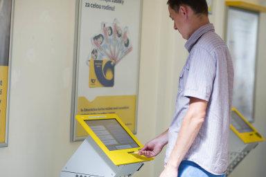 Hledá se IT správce. Česká pošta je státní podnik zhruba s31 tisíci zaměstnanci. Vhledem krozsahu své činnosti nemá srovnání sžádnou jinou českou firmou.