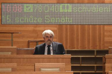 Pavel Šámal bere funkci ústavního soudce jako vrchol kariéry.