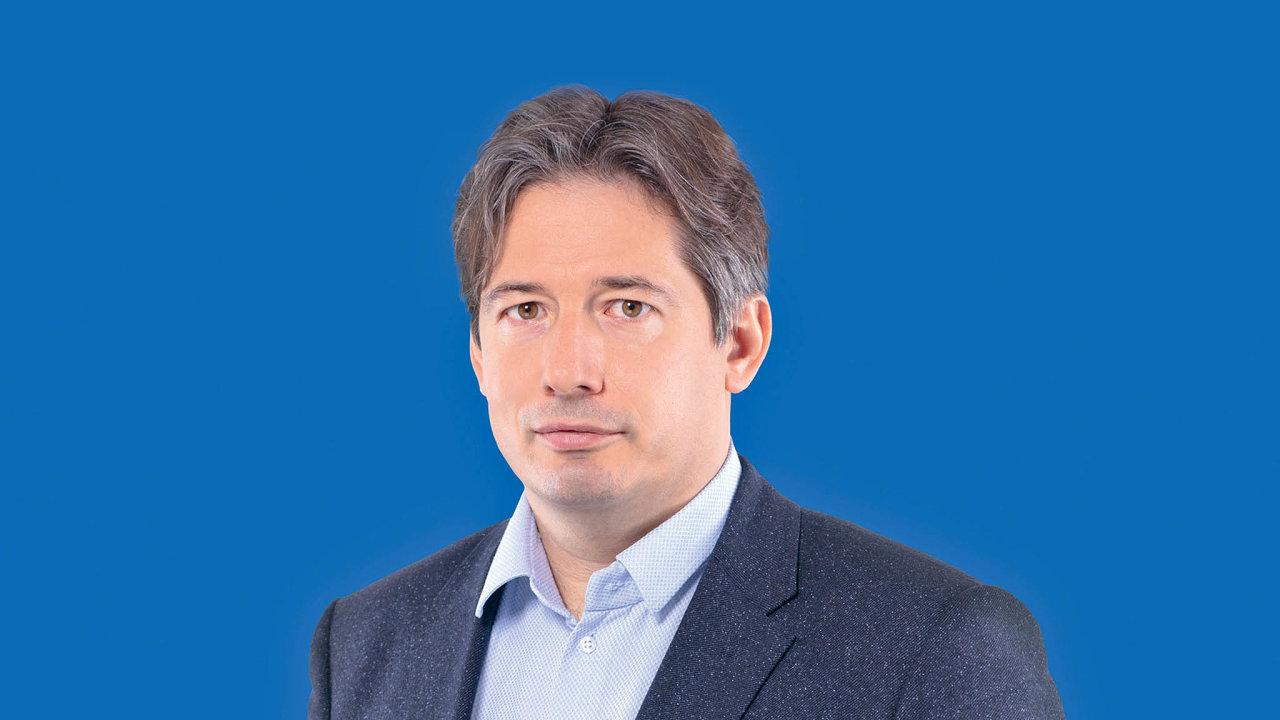 Spoluzakladatel, většinový vlastník avýkonný ředitel IT společnosti IDC-softwarehouse Karel Diviš