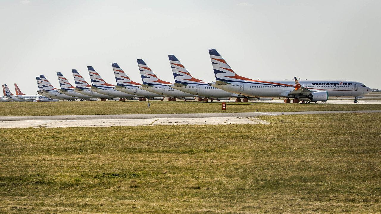 Aerolinky Smartwings se dovzduchu dostanou až 10. června, kdy má proběhnout první dovolenkový let dochorvatského Splitu.